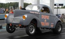 Kirk Dupre 1941 Willys coupe