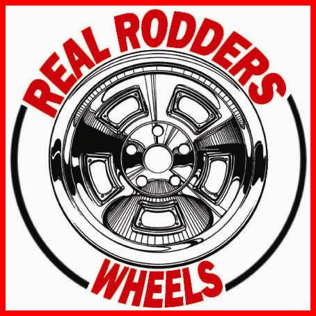 Real Rodders Wheels - photo not available